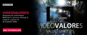 VIDEOVALORES en la FILMOTECA de MÉXICO
