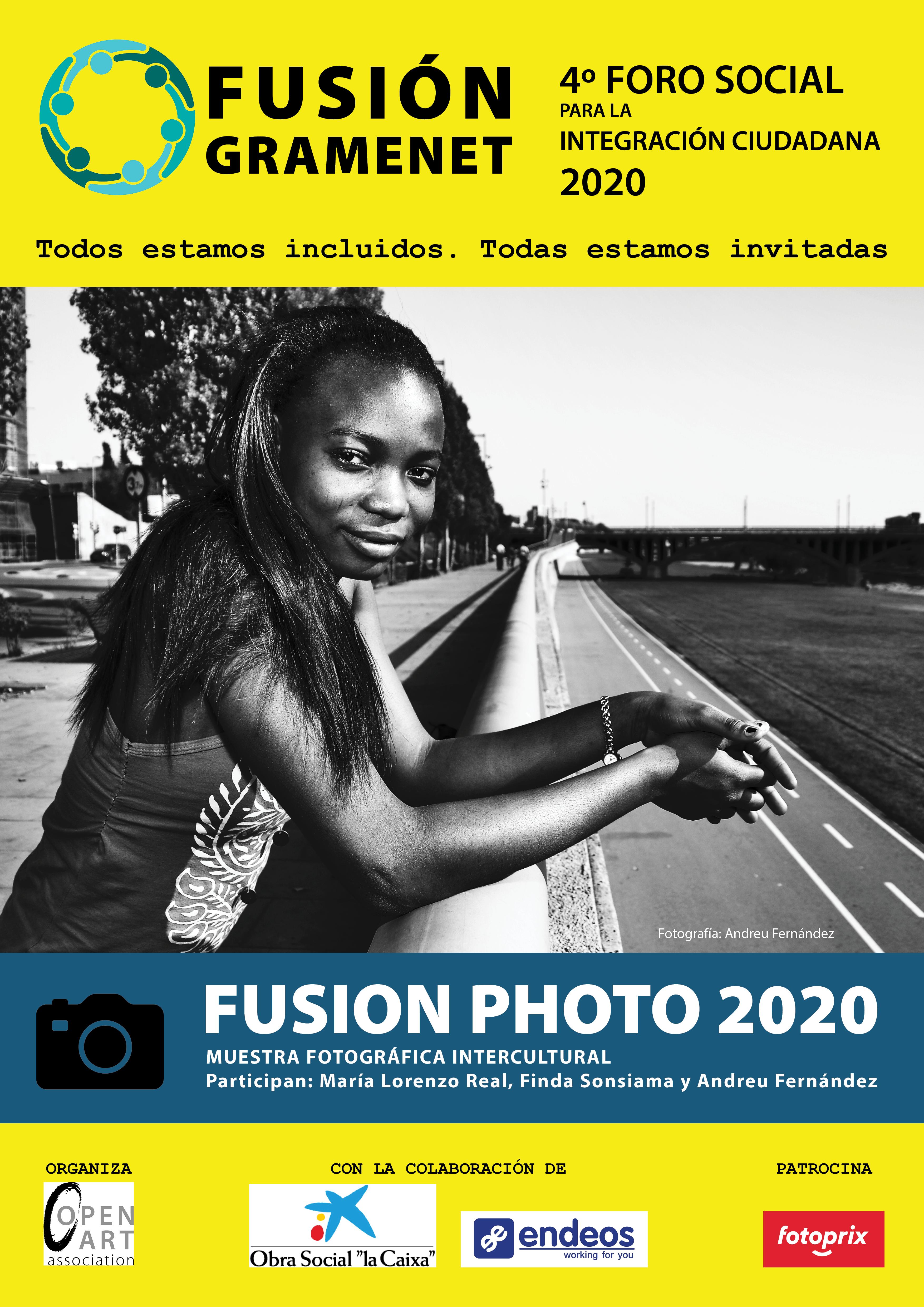 Exposición Fusion Photo 2020