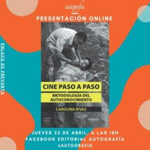 PRESENTACIÓN DE LIBRO Cine paso a paso